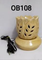 OB-108 Electric Diffuser / Aroma Oil Burner (1 Pc /Pkt)