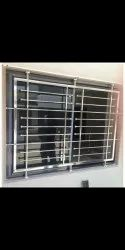 Stainless Steel Grill & Safety Window Grills