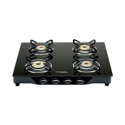 Armo GL BLK 4B Glass Cooktop
