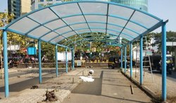 Commercial Prefabricated Sheds
