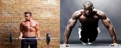 Transformation And Muscle Gaining Class