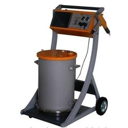 Industrial Powder Coating Machine