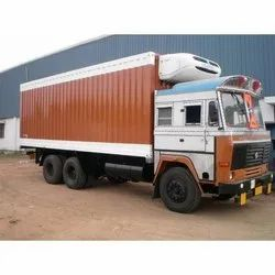 Refrigerated Container - Refrigerated Truck Manufacturer from Chennai