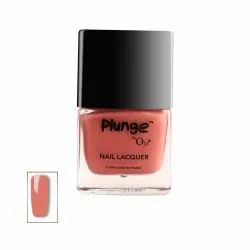 O3  Plunge Nail Paint Polish Lacquer Colour (Coral Gloss)