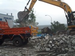 RCC Dismantling Service