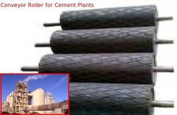 Cement Plants Conveyor Roller