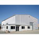 Prefab Industrial Structural Sheds