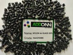 Nylon 66 Mineral Filled Natural/Black Granules