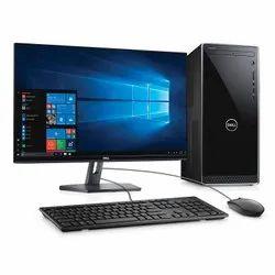 i3 DELL DESKTOP COMPUTER, Windows-10 Pro., Hard Drive Capacity: 500GB