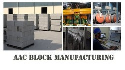 AAC Block Manufacturing Unit