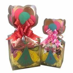 Multicolor Decorative Chocolate Pouch