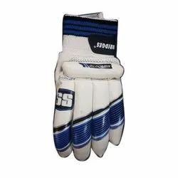 Strap Polyurethane SS Cricket Batting Gloves