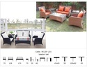 Garden Furniture Sofa Set