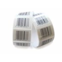Barcode Stickers (Printed)