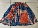 Rayon Crape Skirts