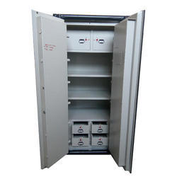 Double Door Steel Security Safe