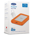 Lacie Rugged Secure Hard Drive