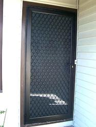 Metal Security Doors And Windows