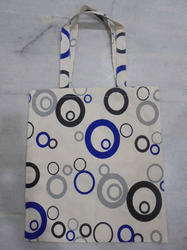 Printed Cotton Bag With Handle
