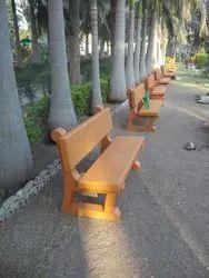 Designer RCC Garden Bench