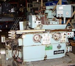 USED & OLD MACHINE -KONDO JAPAN CYLINDRICAL GRINDER WITH ID 250MM DIA 450MM LENGTH AVAILABLE IN USA