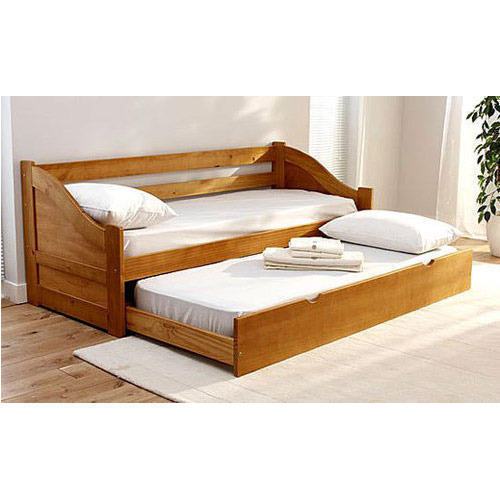 Wooden sofa bed design for Portable bed ideas