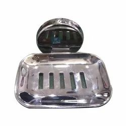 Exflo Stainless Steel Soap Dish