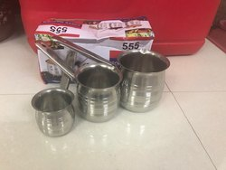 Stainless Steel Coffee Warmer Set for Commercial