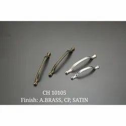 Zinc Cabinet Handle, Size: 96-224 Mm(l)