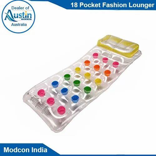 18 Pocket Fashion Lounger