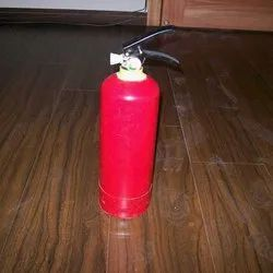 Cylindrical Wall 9 Kg Fire Extinguishers
