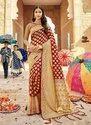 Festival Wear Banarasi Silk Sarees