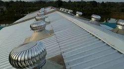 Rooftop Turbo Air Ventilator