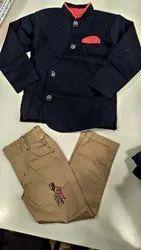 1-12 Lycra Cotton kids boys full suits, Size: 1-10