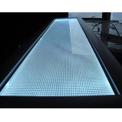 Prismatic Light Guide Plate