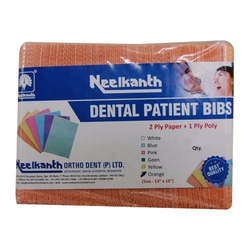 Dental Patient Bibs