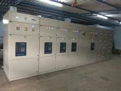 PCC PANEL, Operating Voltage: 415V, Degree of Protection: Three Phase