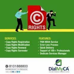 Online Copy Rights Registration