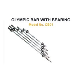Olympic Bar With Bearing
