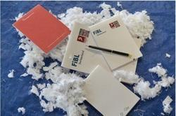 Organic Cotton Recycled Paper