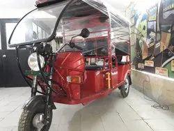 E RAJDOOT  ICAT Approved E Rickshaw manufacturer