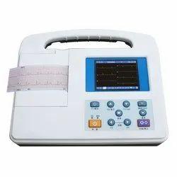 3 Electric ECG Machine, for Hospital, Model: MAK600