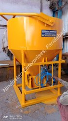 Pneumatic Tower Crane Cone Type Concrete Bucket