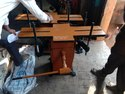 Pinlifting Hand Operate Moulding Machine