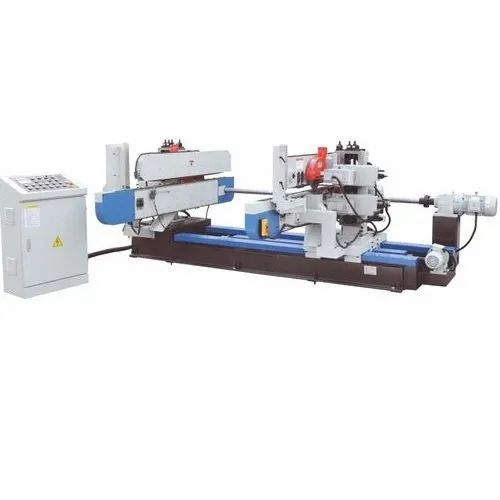 DET-3820D Double End Tenoner at Rs 2468356/unit | Tenoning Machine | ID:  20833047112