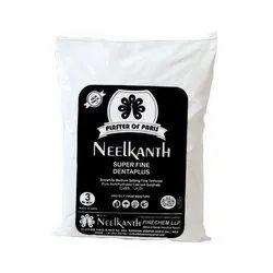 Neelkanth Plaster of Paris Powder, Packaging: 25 kg