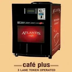 3 Lane Atlantis Cafe Plus Vending Machine