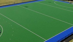 Tennis sports Synthetic surface