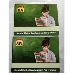 Level 8 Mental Maths Development Program Book
