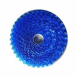 Blue PVC Fills, Size: 600x300x150 Mm